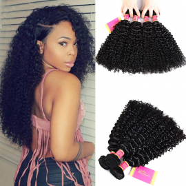 Sew In Kinky Curly Hair Extension